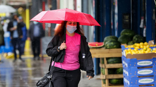 Things are set to get even wetter in the UK