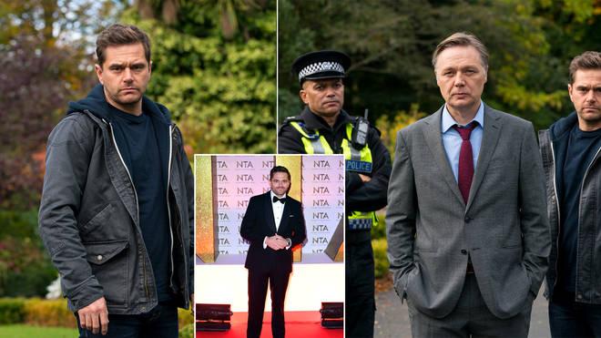 Michael Stevenson plays Brown in Innocent