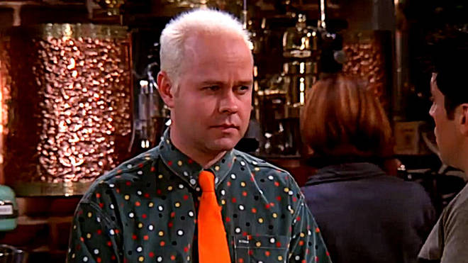 Gunther was the manager of Central Perk