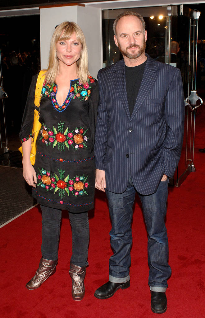 Samantha Womack was married to ex-husband Mark for 11 years