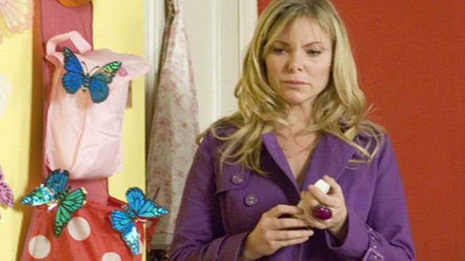Ronnie Mitchell was played by Samantha Womack for 10 years