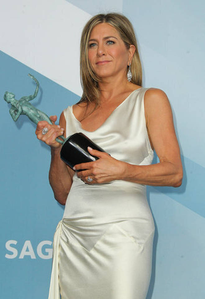 What is Jennifer Aniston's net worth?