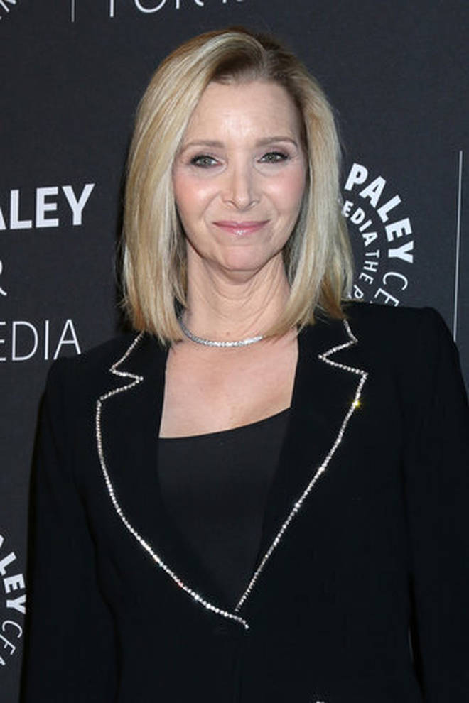 What is Lisa Kudrow's net worth?
