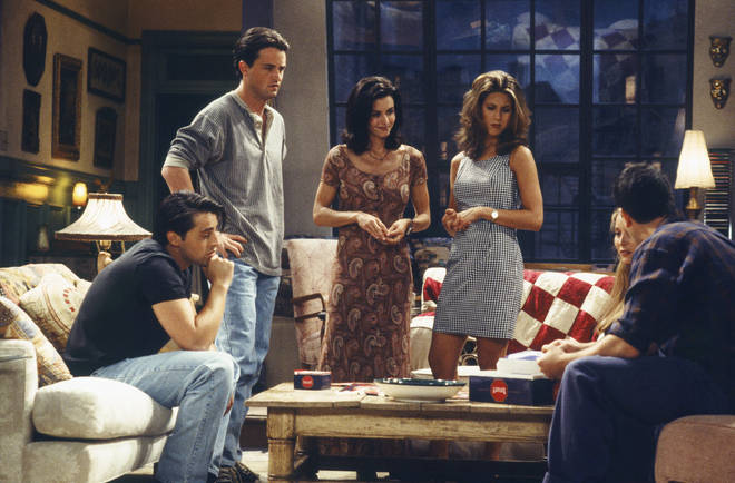 Friends first aired in 1994
