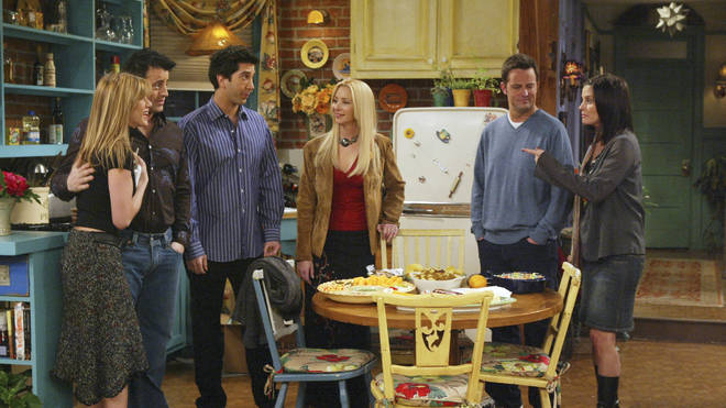 Lisa played Phoebe Buffet in Friends