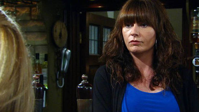 Chas Dingle thought she killed Carl King in Emmerdale