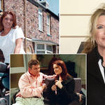 Samantha was played by Tina Hobley in Coronation Street