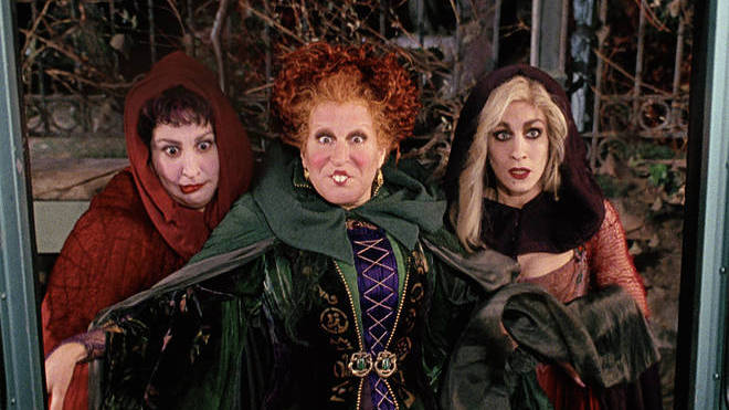 Bette Midler, Sarah Jessica Parker and Kathy Najimy are returning for the Hocus Pocus film