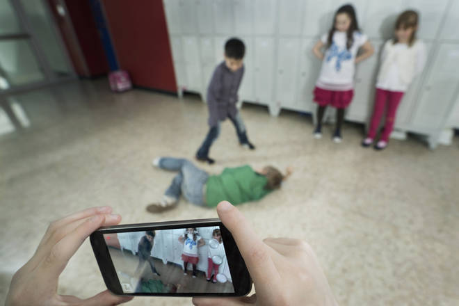 Kids engage in the choking game and share the clips online