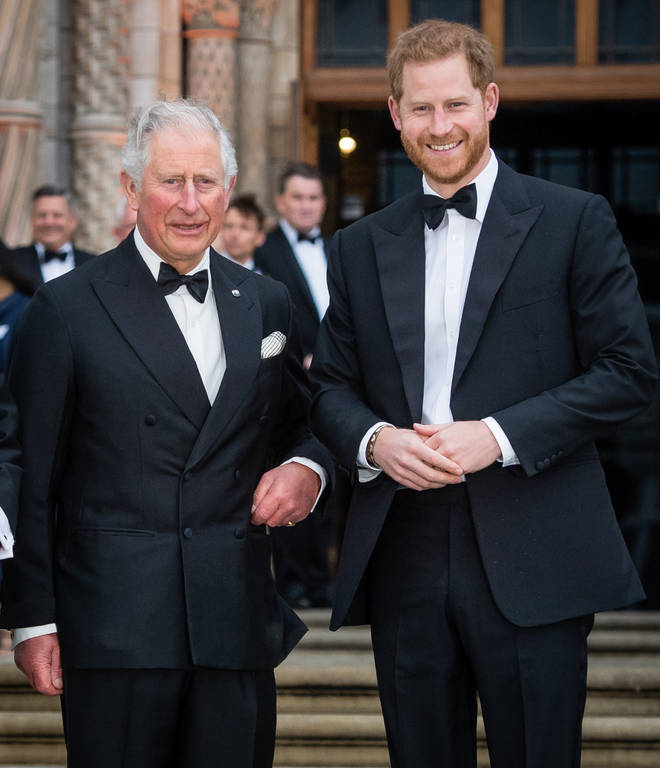 Harry criticised his father's attitude towards growing up in the royal family