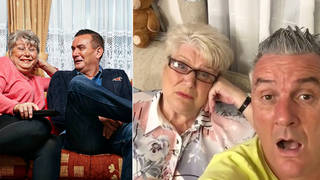 Gogglebox fans are questioning whether Jenny and Lee are leaving Gogglebox
