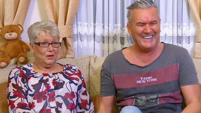 Jenny and Lee have been on Gogglebox since 2014