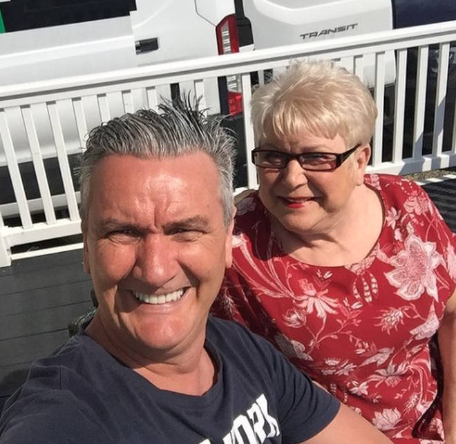 Jenny and Lee have been friends for more than 20 years