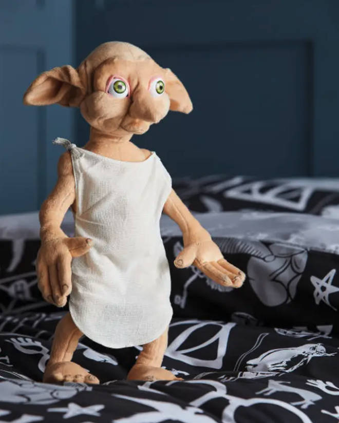 The talking Dobby toy is sure to be popular