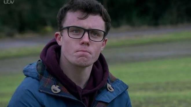 Vinny Dingle is played by Bradley Johnson in Emmerdale
