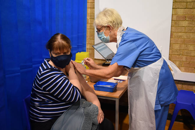 Brits have been urged to take up their second vaccine when offered it
