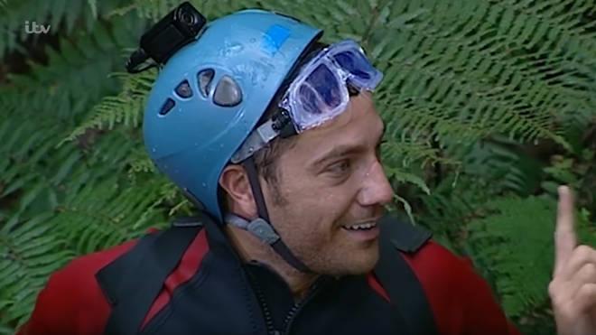 Gino DAcampo jungle