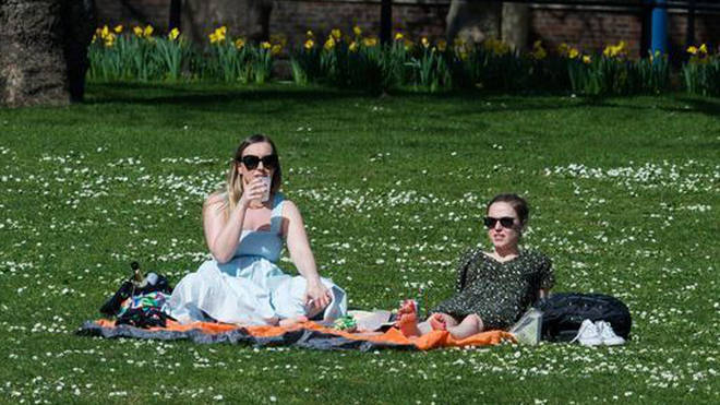 Forecasters have predicted that the heatwave will arrive on June 1