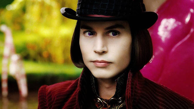 Willy Wonka was played by Johnny Depp in the 2005 film