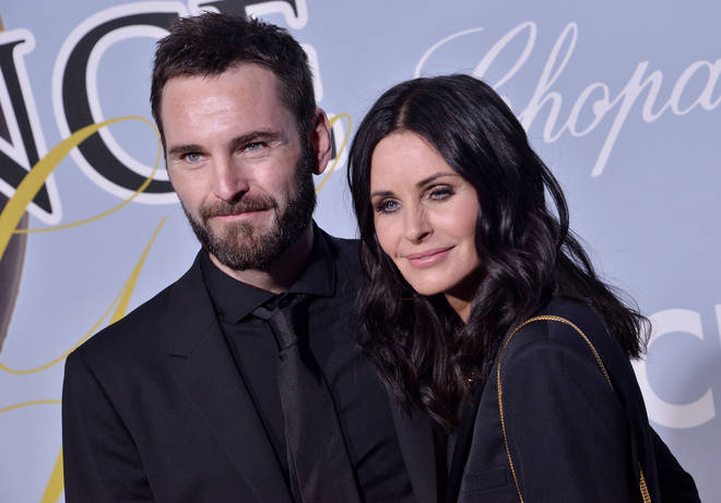 Courteney and Johnny have been together since 2013