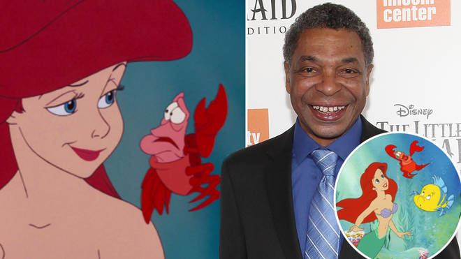 Samuel E. Wright was the iconic voice behind Sebastian the crab