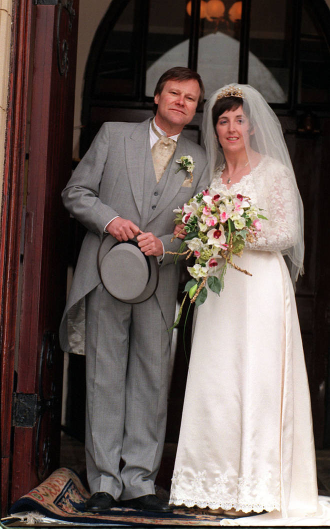 Coronation Street's Hayley and Roy Cropper married in 2010