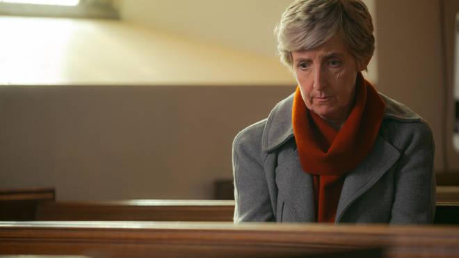 Julie Hesmondhalgh stars as Nancy in The Pact