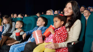 Who doesn't love a trip to the cinema?