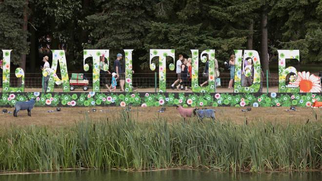 Latitude takes place in Henham Park in Suffolk