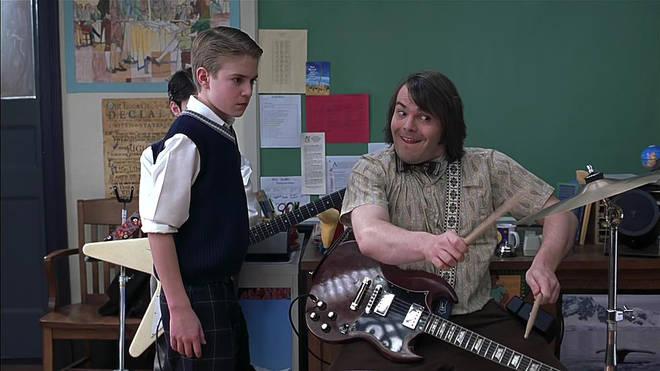 Kevin starred alongside Jack Black in School of Rock