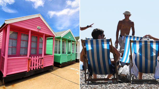 The Bank Holiday weekend looks set to be a scorcher