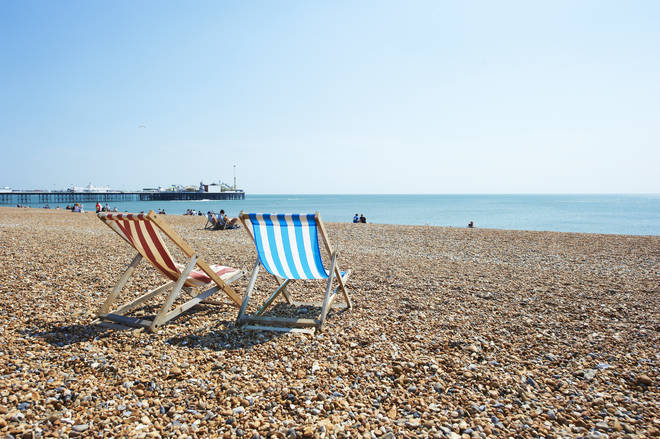 Temperatures look set to soar from Friday (stock image)