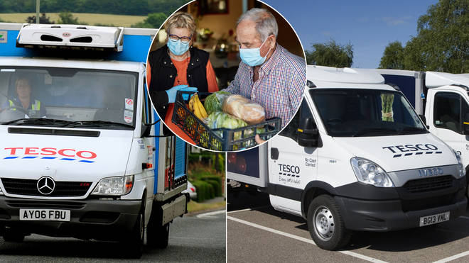 Tesco is trialling a new delivery service in Wolverhampton