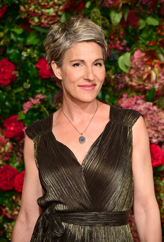 Tamsin Greig played Jackie in Friday Night Dinner
