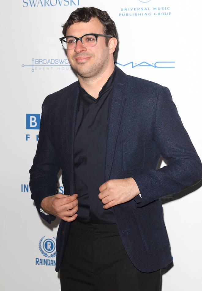 Simon Bird played Adam Goodman in Friday Night Dinner