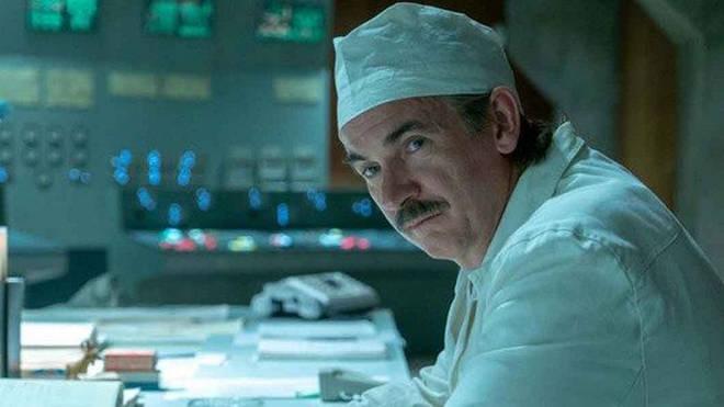Paul Ritter starred in Chernobyl
