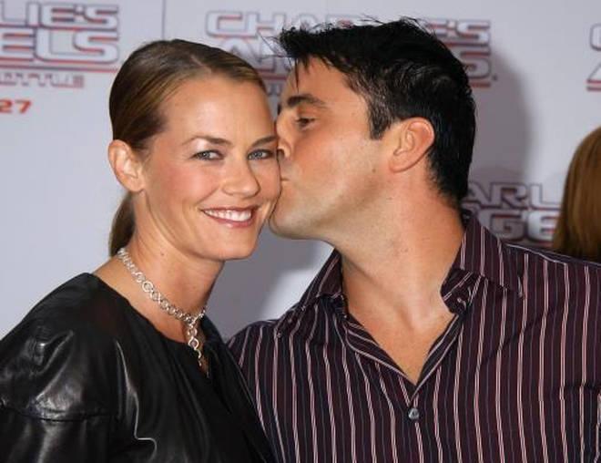 Matt and Melissa got married in 2003