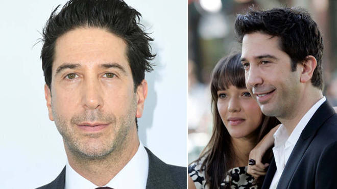 David Schwimmer's dating history revealed