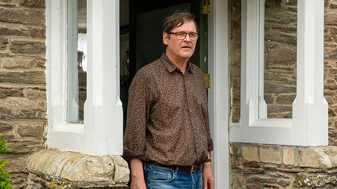 Mark Heap starred in The Trouble with Maggie Cole