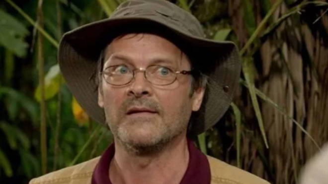 Mark Heap starred in Death in Paradise last year