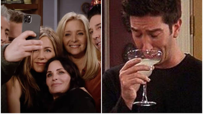 The best Friends memes and reactions to the reunion episode