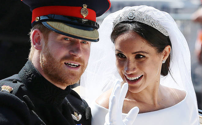 Meghan's tiara caused conflict for the royals