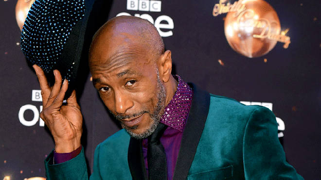 Danny John-Jules on Strictly Come Dancing