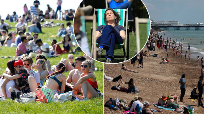 Things are set to get even hotter in the UK