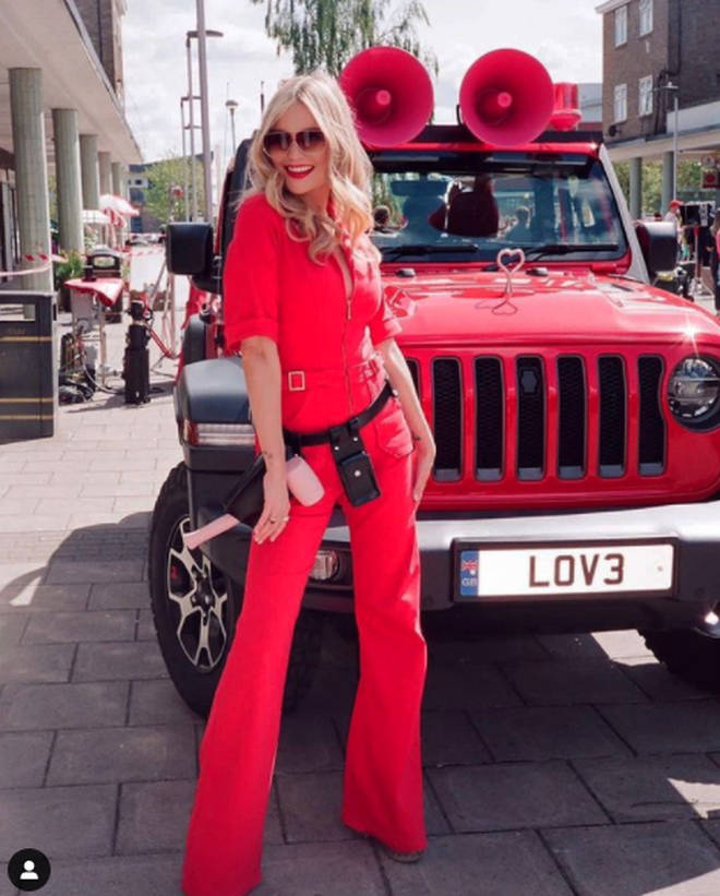 Laura Whitmore is back on Love Island 2021
