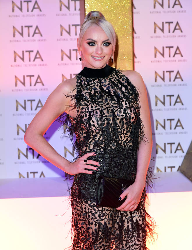 Katie McGlynn is excited about her new role on Hollyoaks