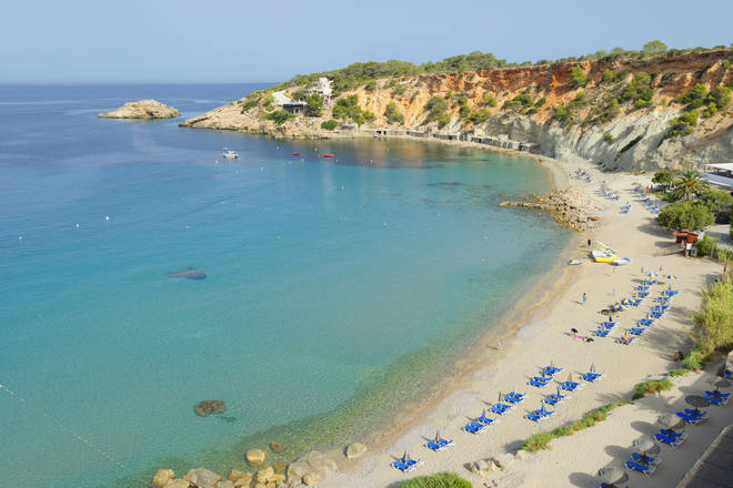 Ibiza is currently on the amber list (stock image)