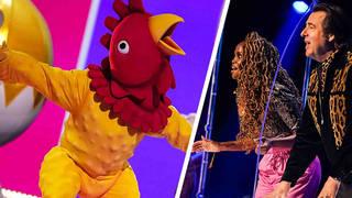 Rubber Chicken's true identity floored the panel