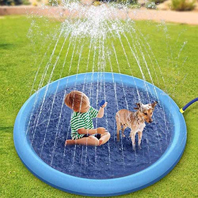 OGIMA Splash Sprinkler Pad on Amazon
