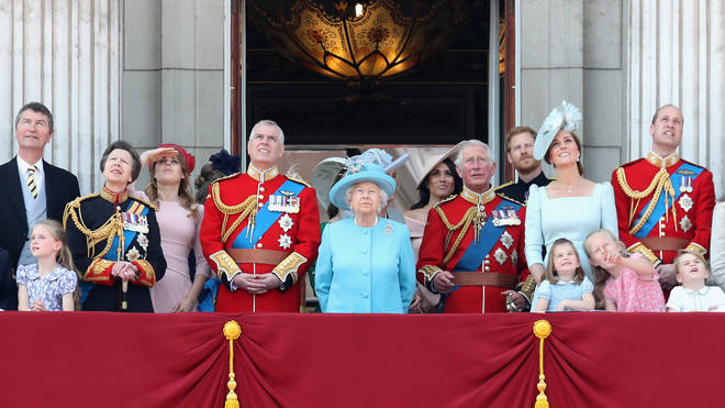 Trooping the Colour will return in 2022 to celebrate the Queen's milestone